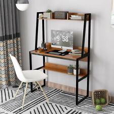 More details for office desk home pc laptop computer desks table study gaming desk workstation uk