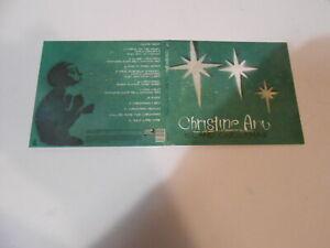 CHRISTINE ANU-ISLAND CHRISTMAS-12 TRACK DIGIPAK CD-2014-AUSTRALIA-JAY LAGA'AIA