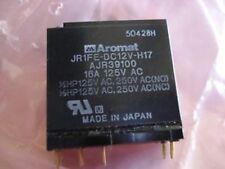 1 X JRF1E-DC12V JR1FE-DC12V-H17 AROMAT PANASONIC PC RELAY 12V 16A 125VAC APS103