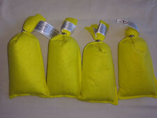 4x250g Beutel Trockenmittel Luftentfeuchter Master Dry aus Tonerde