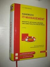 Tiemeyer, E: Handbuch IT-Management von Ernst Tiemeyer , 5. Aufl. (2013)