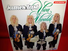 JAMES LAST  Viva Vivaldi   POLYSTAR  1 st Germany Press  LP  TOPP *