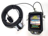 HF End Fed Antenna EFHW-8010-2K 2000W 80-10m / NO TUNER NEEDED!! / 130 feet long