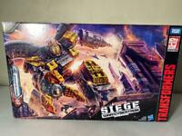 Transformers Siege Omega Supreme Titan Class WFC-S29 War for Cybertron New