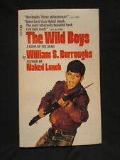 The Wild Boys (A Book of the Dead) - WILLIAM S. BURROUGHS - GROVE PRESS  s/c