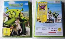 Shrek 2 .. Dreamworks DVD + 4 Seiten Booklet