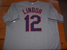 Francisco Lindor Cleveland Indians Jersey Size YOUTH XL   same day ship