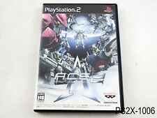 Another Century's Episode 2 ACE Playstation 2 Japanese Import PS2 US Seller B