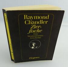 Minibuch: Raymond Chandler - Zierfische - Eine Meisterdedektivgeschichte e070