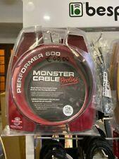 Monster Cable Prolink Performer 600