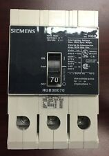 Brand New ITE/Siemens HGB3B070B  HGB  3Pole 70Amps 480Volt Bolt-on