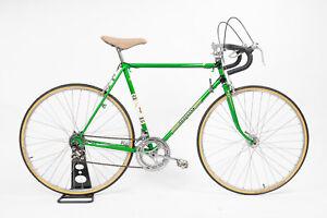 Vintage Peugeot Record Du Monde Bicycle Racing Road Bike 57 cm Steel Frameset