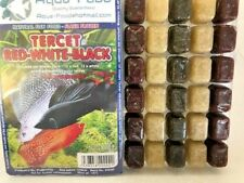 Premium Frozen Fish Food 5 x100g packs-Mosquito Larvae Triple Pack-FREE P&P