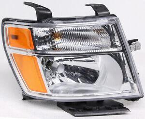 OEM Nissan NV Van Right Passenger Side Halogen Headlamp Tab Missing