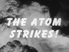 The Atom Strikes Atomic Bomb Destruction Aftermath Japan Vintage War Films DVD