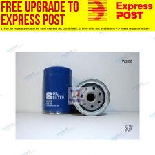 Wesfil Oil Filter WZ68 fits Toyota Liteace 1.5 (KM31_V, KM36_V),1.8 (YM30, YM
