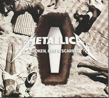 Metallica ‎– Broken, Beat & Scarred (Ltd. 2CD+1DVD Digi-Pack vollständig)