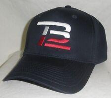TB12 HAT TB12 Hat blue TB 12 cap Tom Brady Goat Hat  New England Patriots TB12