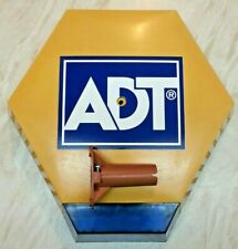 Genuine ADT Decoy Dummy Alarm Bell Box Cover + Bracket REF DC1