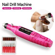 Electric Nail Drill Machine Kit Manicure Pedicure Nail File Nail Art Tool Kit