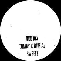 """Zomby & Burial - Sweetz [New Vinyl LP] 10"""""""