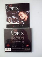 GETZ STAN - SERENITY  -  CD