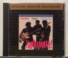 Collins, Cray & Copeland - Showdown!  MFSL CD (24KT Gold Plated Disc)