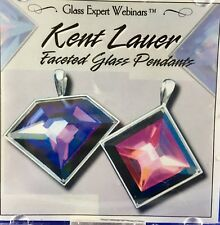 Faceted Dichroic Glass Pendants Webinar DVD By Kent Lauer