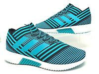 Adidas Nemeziz Tango 17.1 TR Men Training Legend Ink/Energy Blue Size 8.5 BY2306