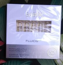 Babor Fluids FP Purifying Active Fluid 7x2 ml NEW IN BOX