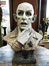 More details for the count dracula vampire bust. gothic horror figurine by nemesis now. stunning
