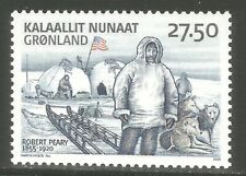 Greenland 2005 Arctic Explorers/Robert Peary-Attractive Topical (462) Mnh