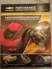 2020 Chevrolet Performance Parts Catalog - C8 Corvette, Camaro, Silverado