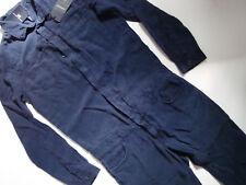 LTB  Jumpsuit  Overall  Jeans  Optik  Blau  70% Lyocell  30% Leinen  Gr. XS  Neu