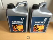 GENUINE VOLVO AUTO GEARBOX OIL & WASHER 8 LITRES 1161640 AW50-42 AW55-50 TF-80SC