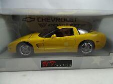1:18 UT/ AUTOart #21101 Chevrolet Corvette Coupe 2000 Millenium yellow  RARITÄT§