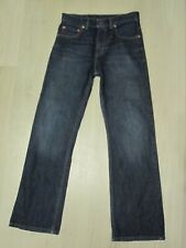 Big Boys LEVI's 527 Blue Jeans Boot Cut 12 Regular 26x26 Young Men's Denim NWOT