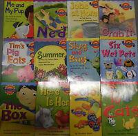 Leveled Readers Language Support Grade Level 1 Teacher + Audio CD's + 12 books
