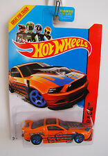 HOT WHEELS 2013 13 ford mustang gt #88 HW RACE 161/250