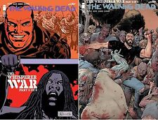 THE WALKING DEAD #158 COVER SET A & B VARIANT IMAGE COMICS BY KIRKMAN & ADLARD