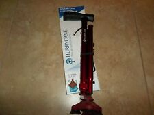 HurryCane HCANE-RD-C2 Freedom Edition Folding Cane With T Handle - Red