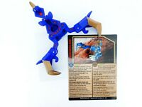 Bakugan Battle Gear Razoid 110g Power With Battle gear Card