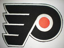 HUGE PHILADELPHIA FLYERS OFFICIAL NHL HOCKEY TEAM JACKET BACK PATCH