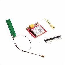 1Pcs Plus Petit Sim800l Gprs Gsm Module Carte Quad Quad Band Antenne Embarquée Z