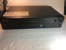 New ListingPioneer Pdr 509 Professional Cd Recorder Plays And Records Cds Studio Quality!