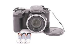 Fujifilm FinePix S Series S8600 16.0MP Digital Camera - Black