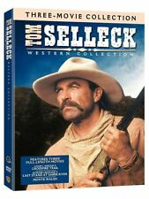 Tom Selleck Western 3 Movie Collection: Monte Walsh + More! Box / DVD Set NEW!
