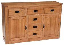 Dining Room Oak Dark Wood Tone Sideboards & Buffets