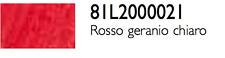 ROSA GERANIO CHIARO Ly R Polycolor Matita colorata