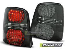VW Touran 1T1  + 1T2 LED Rückleuchten Heckleuchten Bj.2010-14 Schwarz Smoke Glas